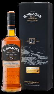 Bowmore 25yo