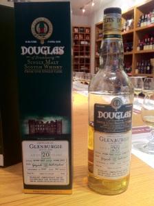 Glenburgie 20yo Douglas of Drumlanrig