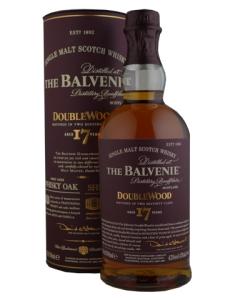 Balvenie Doublewood 17 year old 43%