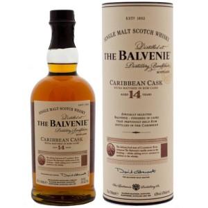 Balvenie Caribbean Cask 43%