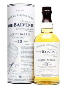 Balvenie 12yo Single Barrel First Fill Cask #12578 47.8%