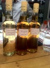 Girvan Single Grain Whiskies