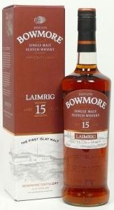 Bowmore 15 year old Laimrig - 2014 Edition