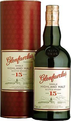 Glenfarclas 15 year old
